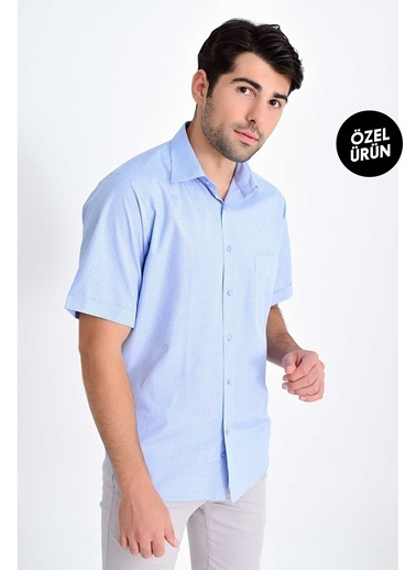 Hatemoğlu Gömlek Mavi